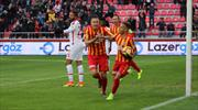 İM Kayserispor - Göztepe: 2-1 (ÖZET)
