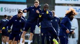 Fenerbahçe'de Zenit hazırlıkları
