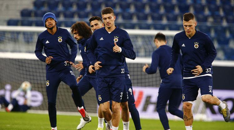 Fenerbahçe maç saatini bekliyor