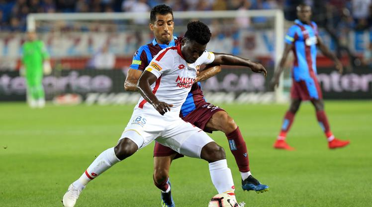 Trabzonspor ile Göztepe 22. kez