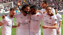 Demir Grup Sivasspor - Antalyaspor: 1-2 (ÖZET)