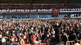 Eskişehirspor'dan taraftara çağrı