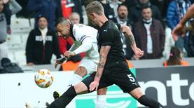 UEFA'dan Quaresma'ya kötü haber