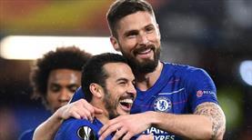 Chelsea ilk maçta işi bitirdi (ÖZET)