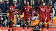 Liverpool sürprize izin vermedi (ÖZET)