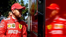 Formula 1'de gözler Ferrari'de