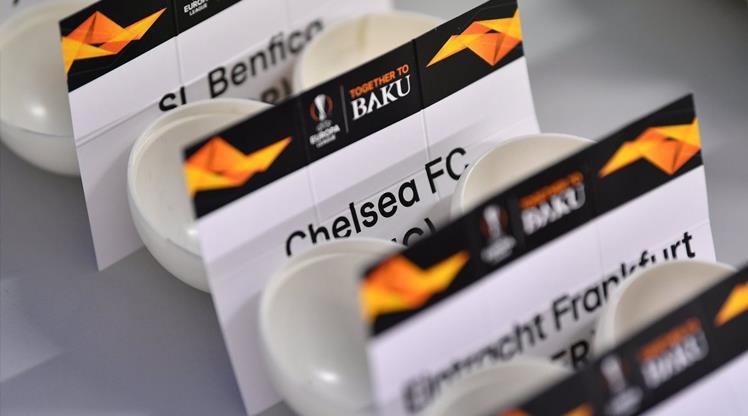 UEFA Avrupa Ligi'nde kuralar çekildi!