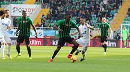 Akhisarspor - Kasımpaşa: 2-3 (ÖZET)