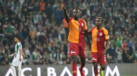VAR 'Penaltı' dedi, Diagne beraberliği getirdi