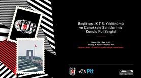 Çanakkale Zaferi, Beşiktaş Müzesi'nde