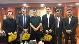 Fikret Orman'dan Malezya ziyareti