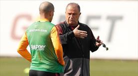 Galatasaray'da dikkat çeken 4'lü!