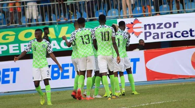 Onyekuru attı, Nijerya fark attı