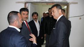 Beşiktaş'ın kamp otelinde tadilat başladı