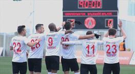 Ümraniyespor'un konuğu Akhisarspor