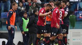 Cagliari müthiş seriye son verdi