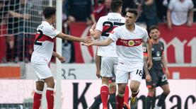Ozan Kabak Bundesliga'ya damga vurdu