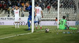 Kritik maç Adana Demirspor'un (ÖZET)