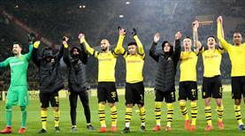 Dortmund kendine geldi