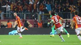 Galatasaray - Fenerbahçe: 2-1 (2014-2015)