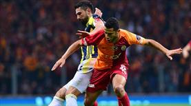 Galatasaray - Fenerbahçe: 2-2 (2018-2019)