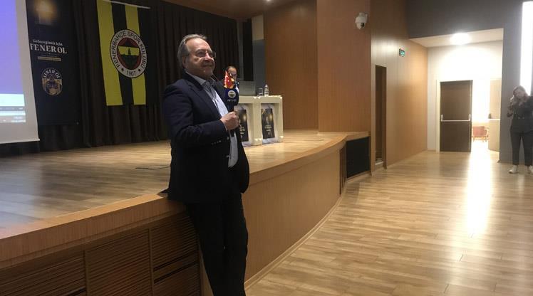 """Burhan Karaçam'dan """"Fener Ol"""" açıklaması"""