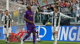 Ve Juventus bir kez daha şampiyon (ÖZET)