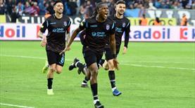 Trabzonspor müthiş golle geri döndü