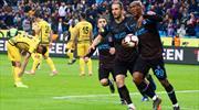 Trabzonspor'un gol makinesi iş başında
