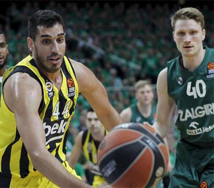 Fenerbahçe Beko'dan Litvanya'da kritik zafer (ÖZET)