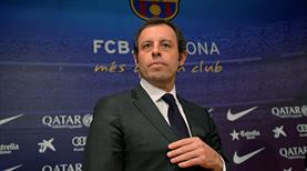 Eski Barcelona başkanı beraat etti
