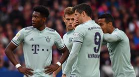 Bayern Münih fırsat tepti