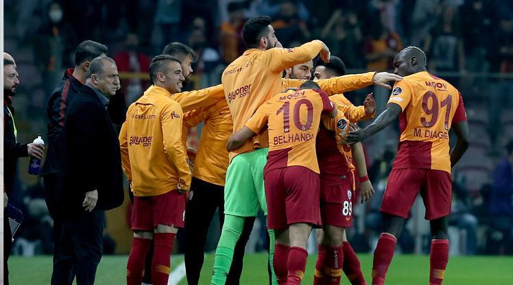 Galatasaray'da gözler rekorda
