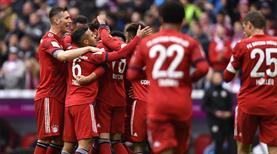 Bayern Münih adım adım şampiyonluğa