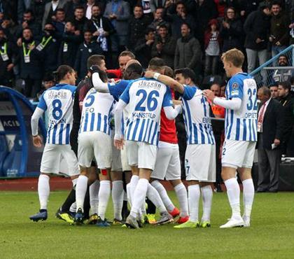 BB Erzurumspor - Bursaspor: 2-0 (ÖZET)