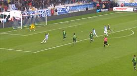 İşte Erzurumspor'u rahatlatan gol