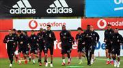 Beşiktaş gol çalıştı