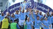 Premier Lig'de şampiyon Manchester City (ÖZET)