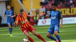İstikbal Mobilya Kayserispor-Kasımpaşa: 2-1 (ÖZET)