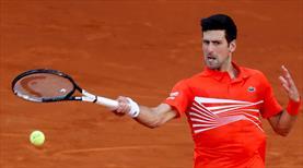 Madrid'de zafer Djokovic'in