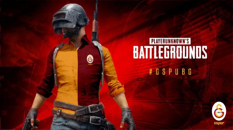 Galatasaray Espor PUBG takımı yeniden kuruluyor