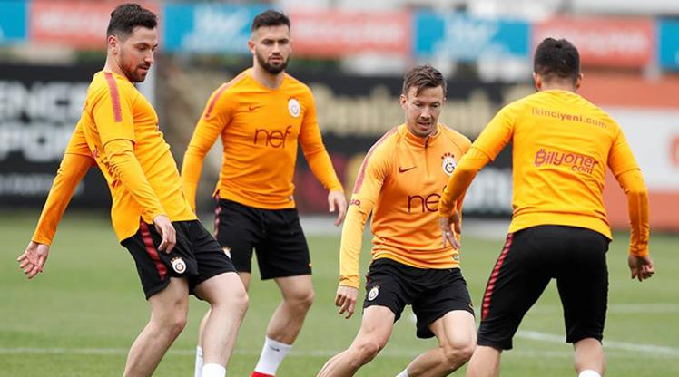 İşte Galatasaray'ın final kadrosu
