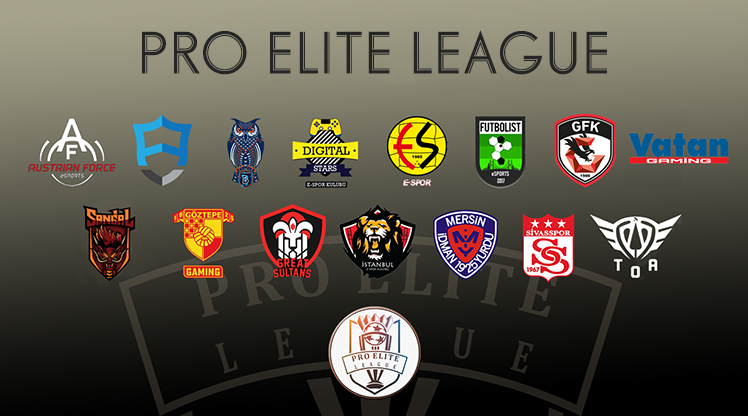 Pro Elite League başlıyor