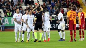 Galatasaray ve Akhisarspor PFDK'da