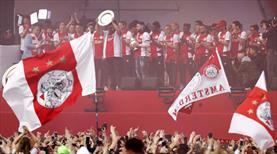 Ajax 5 yıllık özlemi kutluyor
