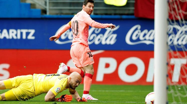 LaLiga'yı Messi kapattı (ÖZET)