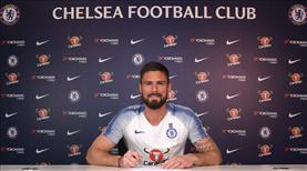Giroud imzayı attı