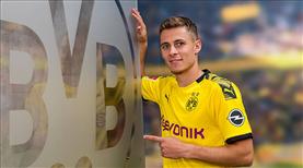 Dortmund Hazard'a imzayı attırdı