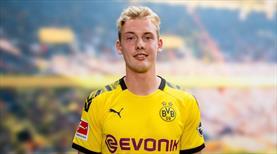 Julian Brandt Dortmund'da
