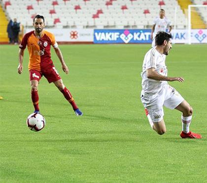 Demir Grup Sivasspor - Galatasaray maçının özeti burada